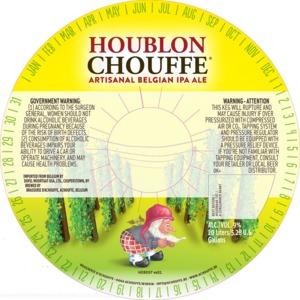 Houblon Chouffe Artisanal Belgian IPA Ale