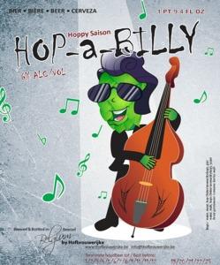 Hofbrouwerijke Hop A Billy
