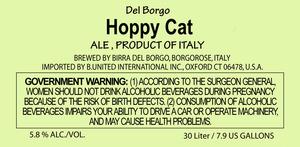 Del Borgo Hoppy Cat