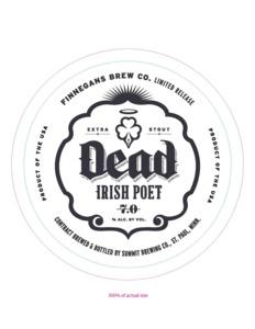 Finnegans Dead Irish Poet
