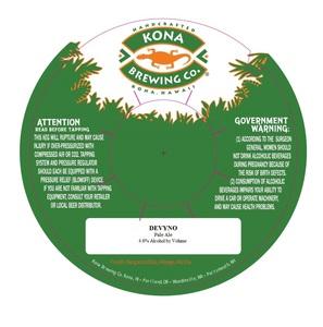 Kona Brewing Co. Devyno