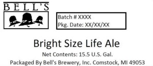 Bell's Bright Size Life