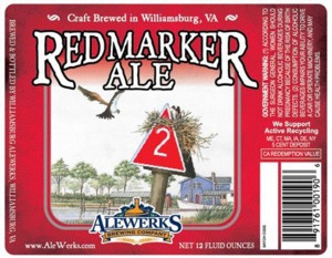 Williamsburg Alewerks Red Marker Ale