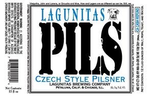 The Lagunitas Brewing Company Pils
