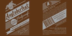 Foolproof Brewing Company Augtoberfest