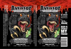Aviator Brewing Company Cretaceous