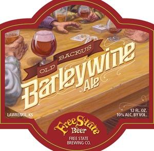 Old Backus Barleywine
