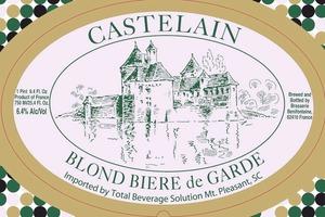 Castelain Blond Biere De Garde