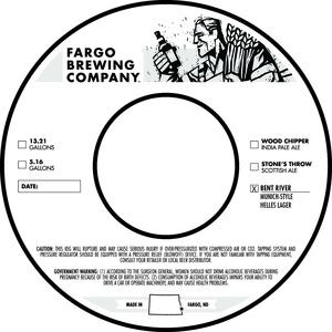 Fargo Brewing Company Bent River