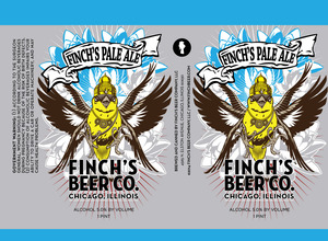 Finch's Beer Company Finch's Pale Ale
