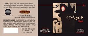 Cervesa Del Montseny Negra