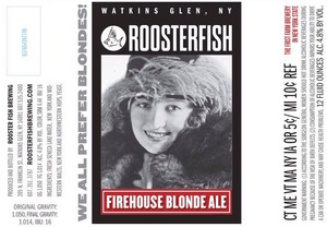 Firehouse Blonde Ale