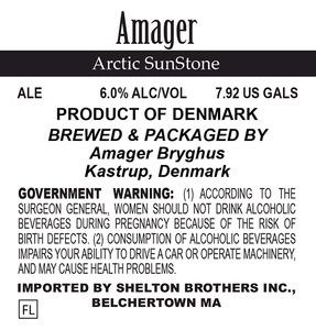 Amager Bryghus Arctic Sunstone