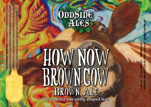 Odd Side Ales How Now Brown Cow