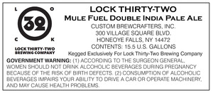 Lock Thirty-two Mule Fuel