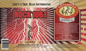Southbound Brewing Co. Fade To Red