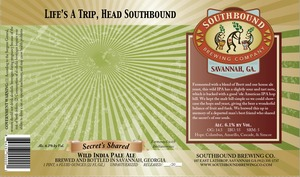 Southbound Brewing Co. Secrets Shared