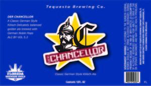 Tequesta Brewing Co. Der Chancellor
