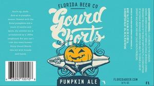 Florida Beer Company Gourd Shorts