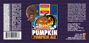 Great South Bay Brewery Splashing Pumpkin