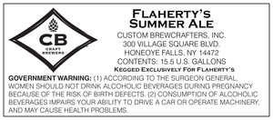 Flaherty's Summer Ale