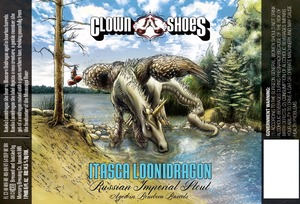 Clown Shoes Itasca Loonidragon