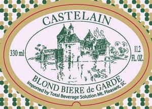 Castelain Blond Biere De Gard