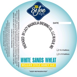 Port St. Joe Brewing White Sands Wheat