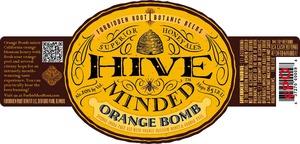 Hive Minded Orange Bomb