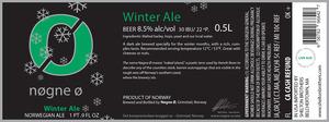 Nogne O Winter Ale