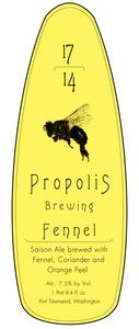 Propolis Fennel