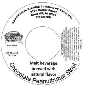Appalachian Brewing Co Chocolate Peanutbutter