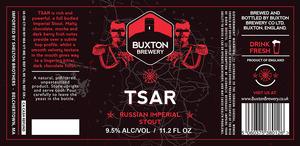 Buxton Brewery Tsar