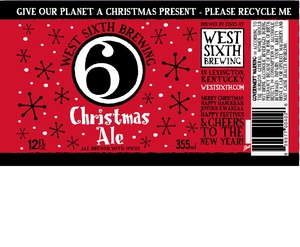West Sixth Brewing Christmas Ale
