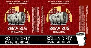 Cigar City Brewing Brew Bus Brewing Rollin Dirty