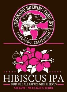 Coronado Brewing Company Hibiscus IPA
