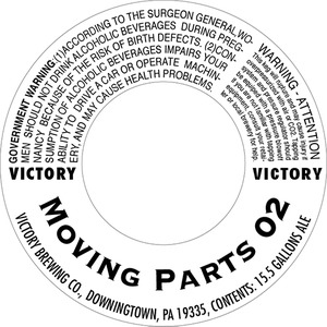 Victory Moving Parts 02
