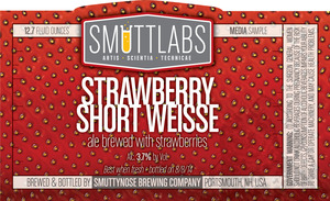 Smuttlabs Strawberry Short Weisse