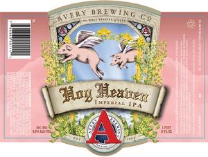 Avery Brewing Company Hog Heaven