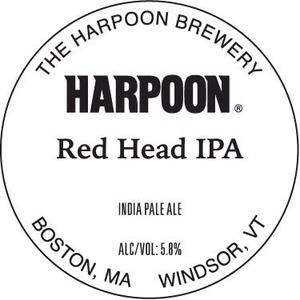 Harpoon Red Head