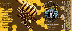Swashbuckler Brewing Company Buckwheat Honey