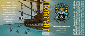 Swashbuckler Brewing Company Sharkbait Witbier