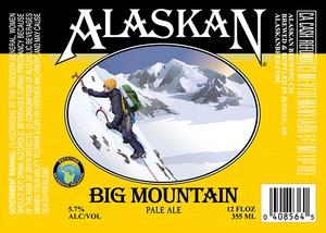 Alaskan Big Mountain Pale