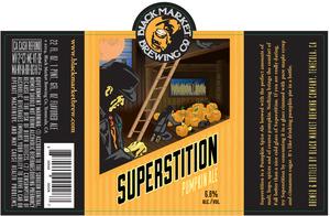Black Market Brewing Co Superstition