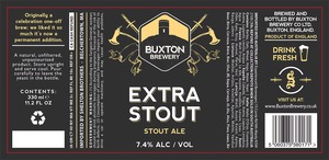 Buxton Brewery Extra