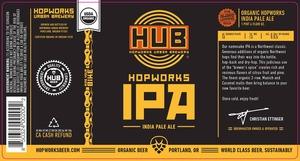 Hopworks Urban Brewery Hopworks IPA