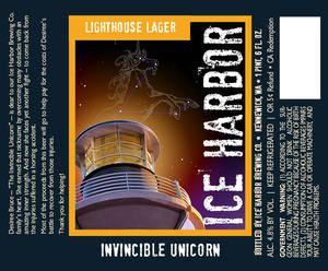 Ice Harbor Lighthouse Lager
