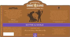 Ommegang Scythe & Sickle