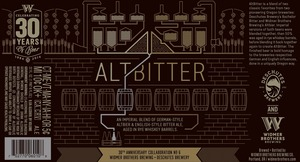 Widmer Brothers Brewing Company Altbitter September 2014