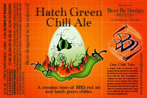 Hatch Green Chile Ale